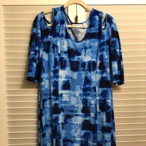 Susan Graver dress 5/25